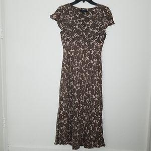 Boden Floral Print Maxi Dress